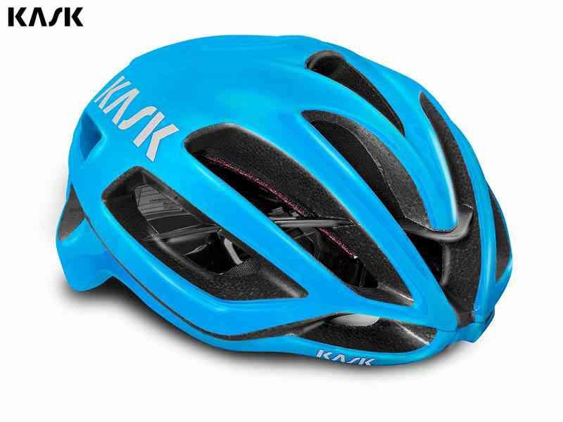 【送料無料】【KASK】(カスク)PROTONE <ライトブルー> ロードヘルメット【ヘルメット】【自転車 アクセサリー】【サイズ交換不可】