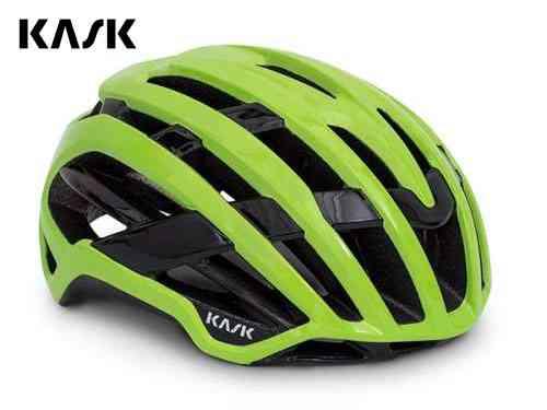 (送料無料)【KASK】(カスク)VALEGRO(ヴァレグロ) <ライム> ロードヘルメット(自転車)2006393820018