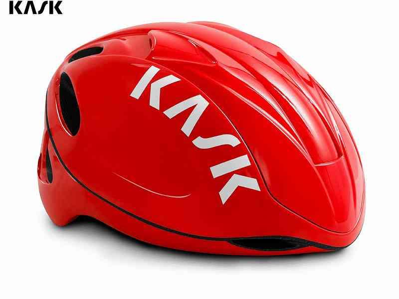 (送料無料)【KASK】(カスク)INFINITY <レッド/レッド> エアロロードヘルメット(自転車)8057099119160