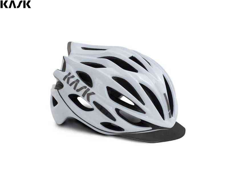 (送料無料)【KASK】(カスク)MOJITO X PEAK <ホワイト> ヘルメット(自転車)8057099130042