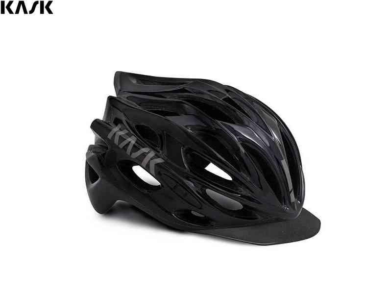 (送料無料)【KASK】(カスク)MOJITO X PEAK <ブラック> ヘルメット(自転車)8057099130042