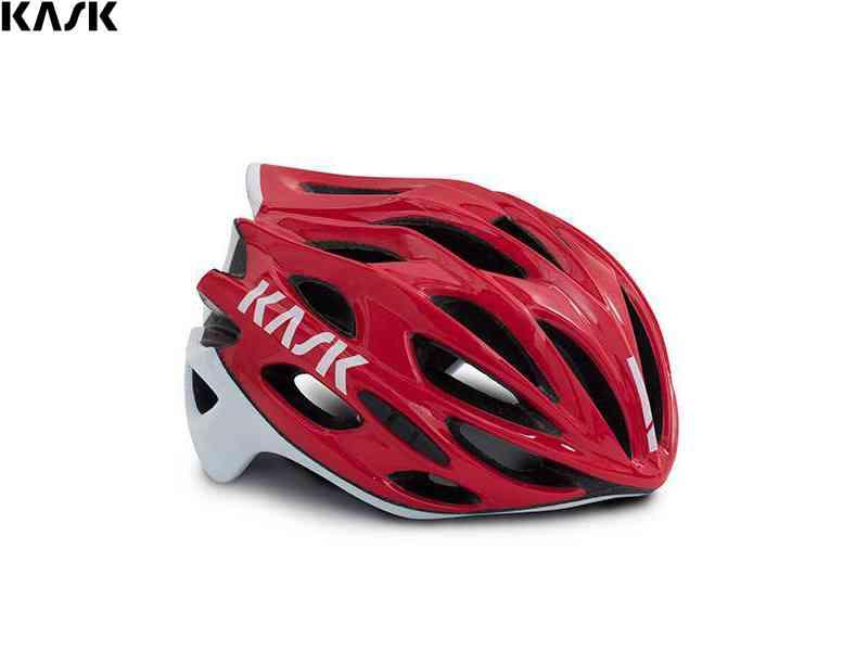 (送料無料)【KASK】(カスク)MOJITO X <レッド/ホワイト> ヘルメット(自転車)8057099128513
