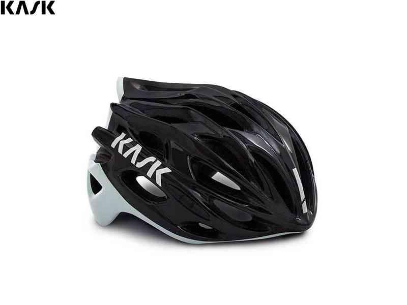 (送料無料)【KASK】(カスク)MOJITO X <ブラック/ホワイト> ヘルメット(自転車)