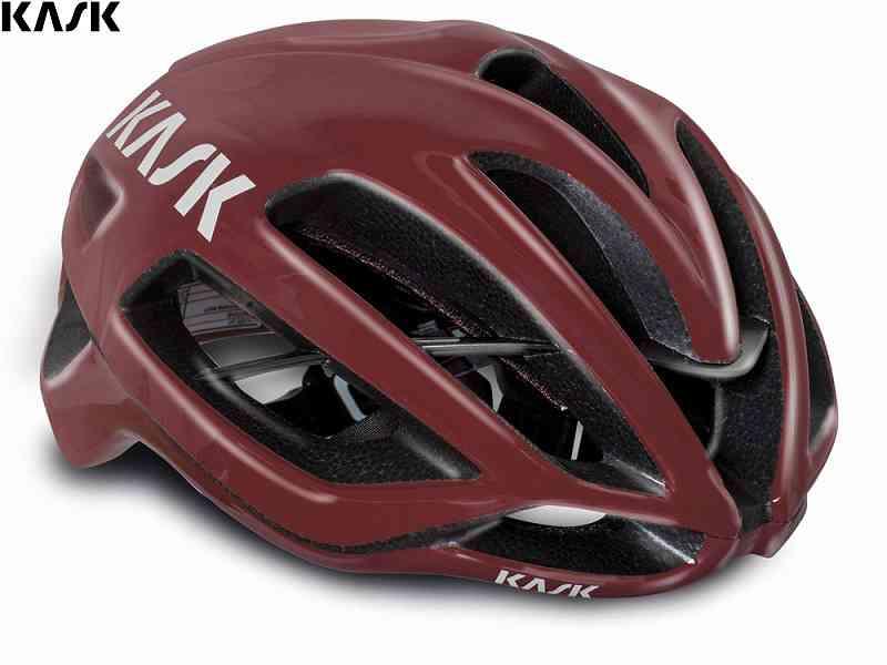 (送料無料)【KASK】(カスク)PROTONE <ボルドー> ロードヘルメット(自転車)8057099130752