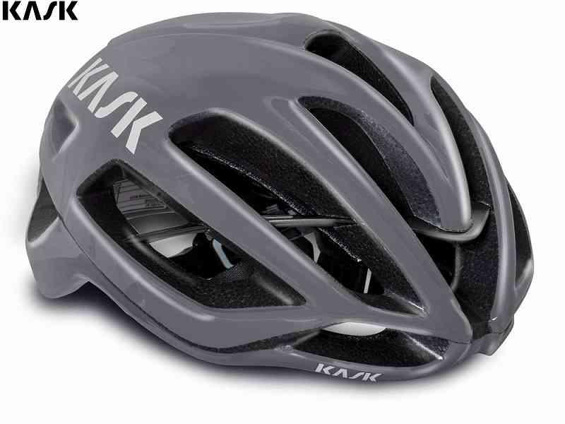 (送料無料)【KASK】(カスク)PROTONE <グレー> ロードヘルメット(自転車)8057099130813