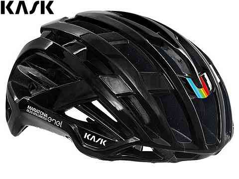 (送料無料)【KASK】(カスク)VALEGRO(ヴァレグロ) <DOLOMITES ブラック 数量限定> ロードヘルメット(自転車) 8057099131629