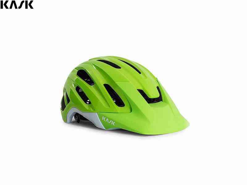 (送料無料)【KASK】(カスク)CAIPI <ライム> MTBヘルメット(自転車)
