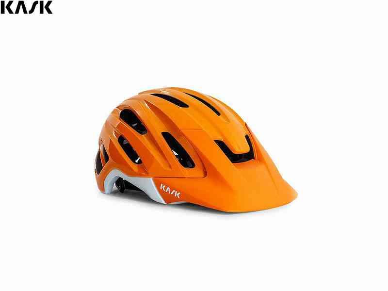 (送料無料)【KASK】(カスク)CAIPI <オレンジ> MTBヘルメット(自転車)