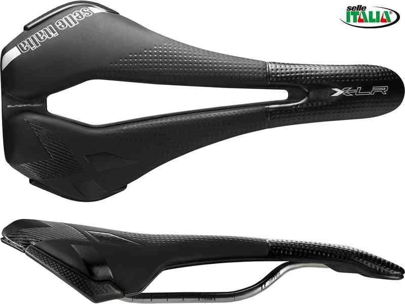 (送料無料)【SELLE ITALIA】(セライタリア)X-LR スーパーフロー Ti316レール オフロードサドル(自転車)
