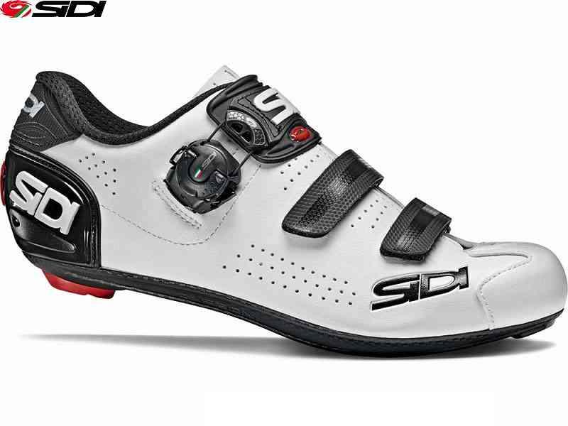 (送料無料)【SIDI】(シディ)ALBA2 (アルバ2) <ホワイト/ブラック> ロードシューズ(自転車)spdシューズ