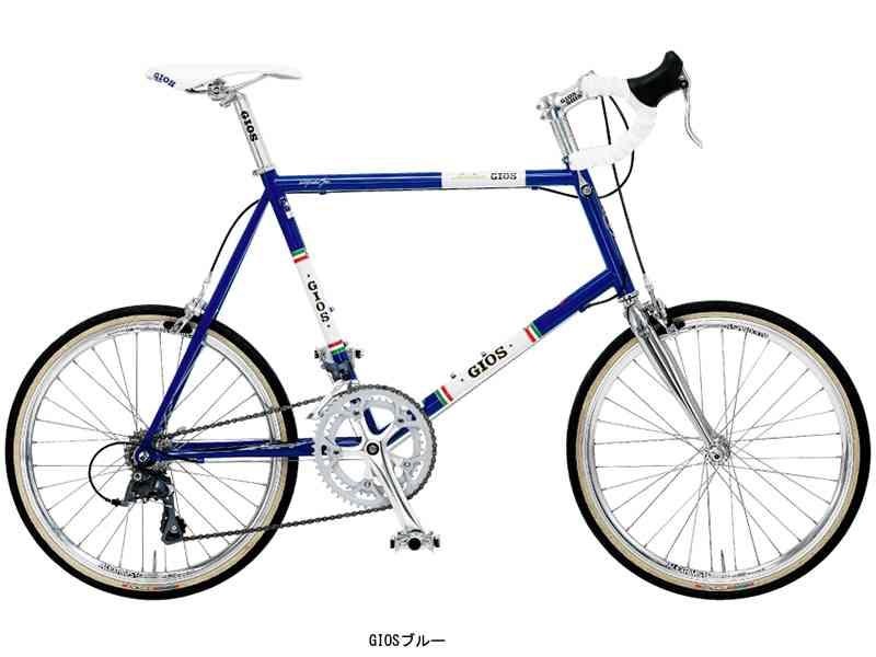 "【GIOS】(ジオス)2019 ANTICOアンティーコ(CLARIS 2x8s)ミニベロバイク20""(小径自転車)(日時指定・代引き不可)"
