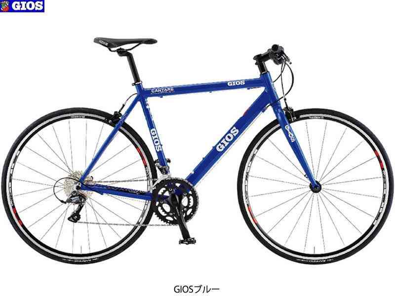 【GIOS】(ジオス)2018 CANTAREカンターレ CLARIS(2x8s)クロスバイク700C【クロスバイク】【自転車 完成車】【日時指定・代引き不可】