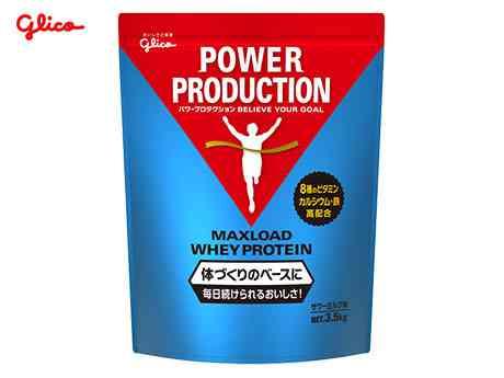 (送料無料)【glico】(グリコ)マックスロード ホエイプロテイン 3.5kg <サワーミルク味>(自転車)4901005760134