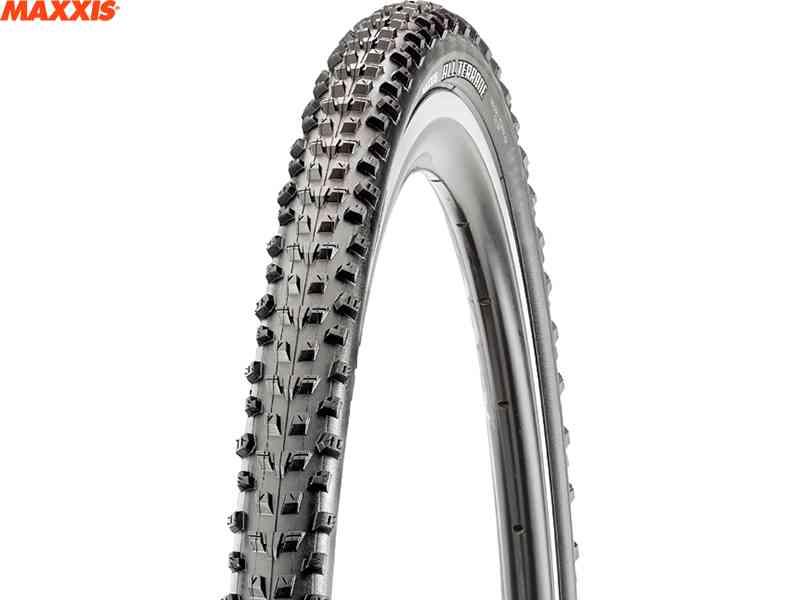 【MAXXIS】(マキシス)ALL TERRANE(オールテレーン)チューブラータイヤ28x33(自転車)4717784033471