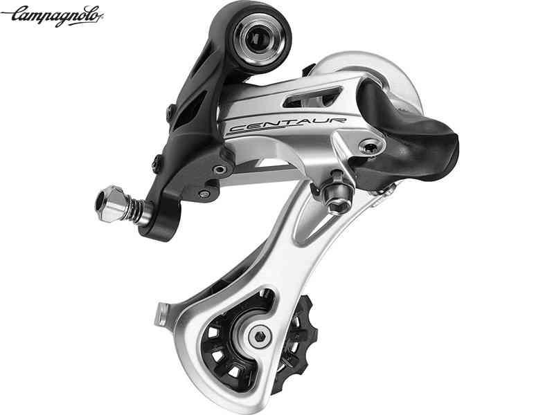 【CAMPAGNOLO】(カンパニョーロ)CENTAUR(ケンタウル){ミディアム}リアディレーラー{シルバー}(11s)RD18-CES1M【RD】【自転車 パーツ】
