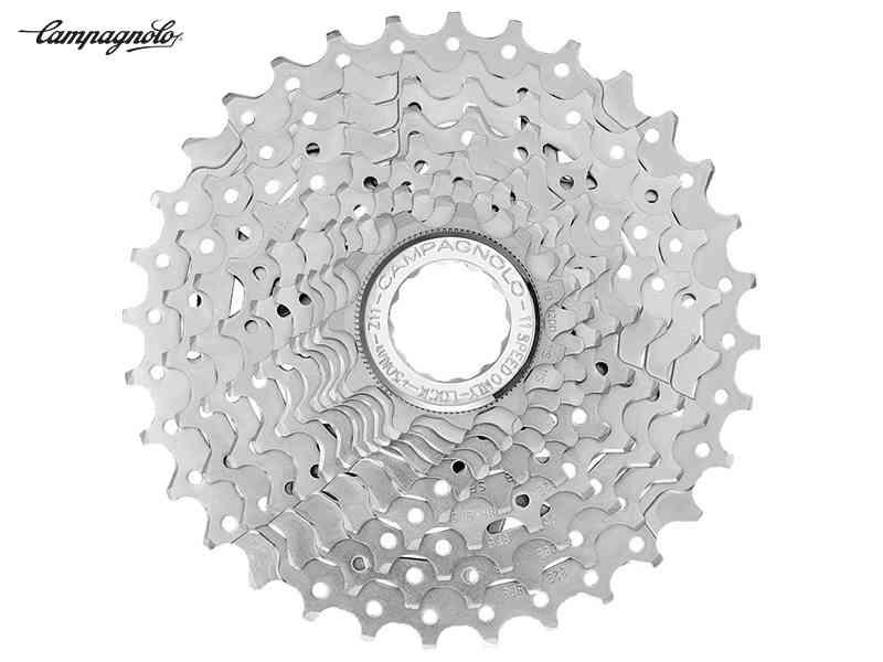 【CAMPAGNOLO】(カンパニョーロ)CENTAUR(ケンタウル)カセットスプロケット12-32T(11s)CS18-CE22(自転車)