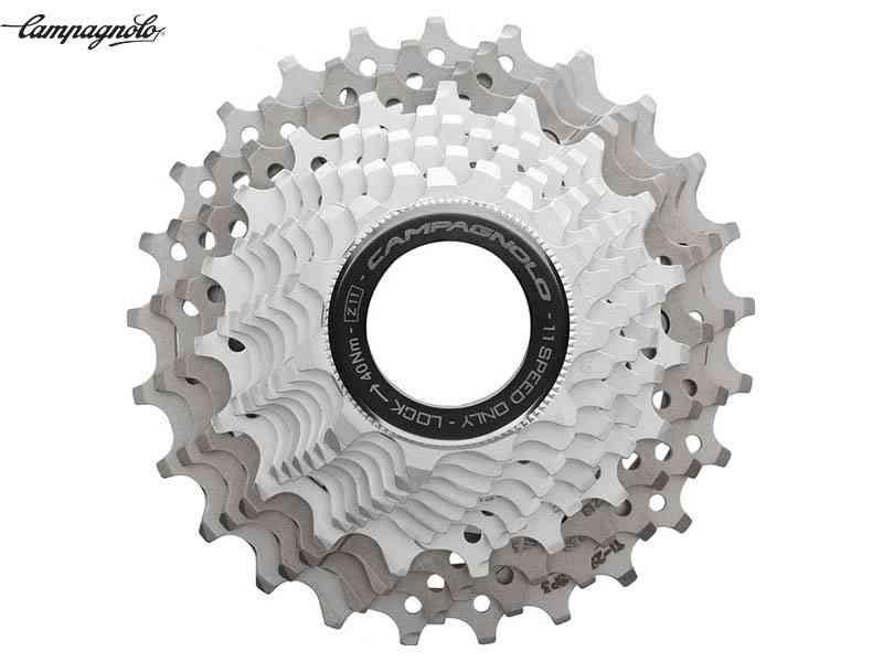(送料無料)【CAMPAGNOLO】(カンパニョーロ)RECORD(レコード)カセットスプロケット12-29T(11s)CS10-RE129(自転車)