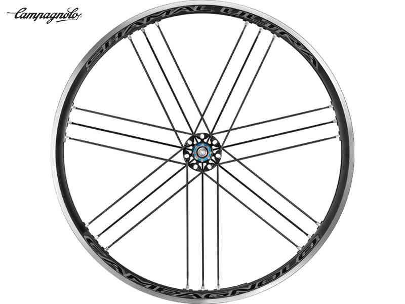 (送料無料)【CAMPAGNOLO】(カンパニョーロ)SHAMAL(シャマル)ウルトラ C17{ダークラベル}クリンチャーホイール前後セット(カンパ11s)WH17-SHCFRBMB【ロードホイール】(自転車)