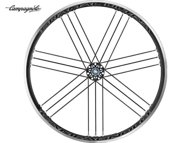(送料無料)【CAMPAGNOLO】(カンパニョーロ)SHAMAL(シャマル)ウルトラC17{ダークラベル}クリンチャーホイール前後セット(シマノ11s)WH17-SHCFRX1BMB【ロードホイール】(自転車)