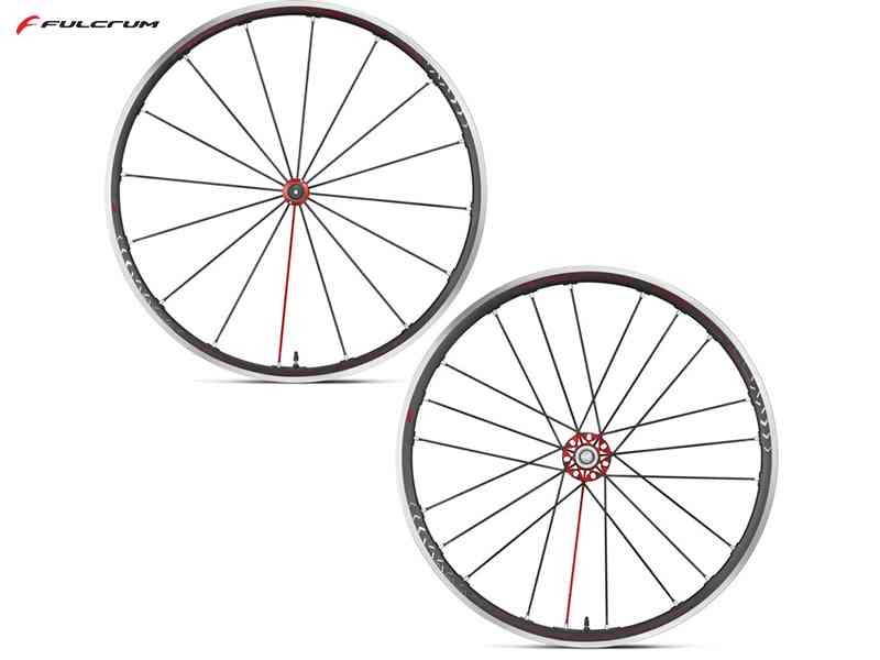 (送料無料)【FULCRUM】(フルクラム)RACING ZERO COMPETIZIONE 2-WAYFIT C17 クリンチャーホイール 前後セット(カンパ)【ロードホイール】(自転車)