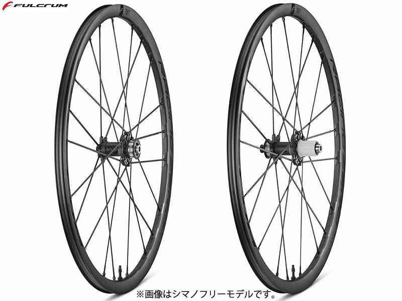 【送料無料対象外】【FULCRUM】(フルクラム)RACING ZERO CMPTZN DB 2WAY C19 クリンチャーホイール 前後セット(センターロック/カンパ)(自転車)8057017987468