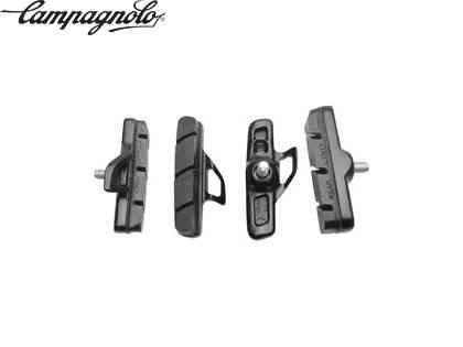 【CAMPAGNOLO】(カンパニョーロ)BR-SR140 ホルダー付ブレーキシュー 4個入(自転車) SR-140 8050046161564