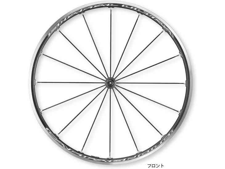 【送料無料対象外】【CAMPAGNOLO】(カンパニョーロ)シャマル ウルトラ C17 クリンチャーホイール 前後セット(シマノ11S)【ロードホイール】(自転車)