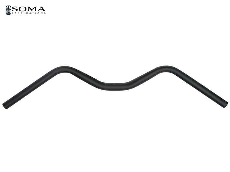 【SOMA】(ソーマ)クラレンス ハンドルバー(25.4)【ハンドルバー】【自転車 パーツ】