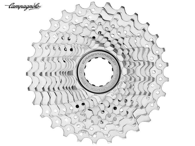 【送料無料】【CAMPAGNOLO】(カンパニョーロ)CHORUS カセットスプロケット 11-29T(11S)CS15-CH119【スプロケット】【自転車 パーツ】 CS-15