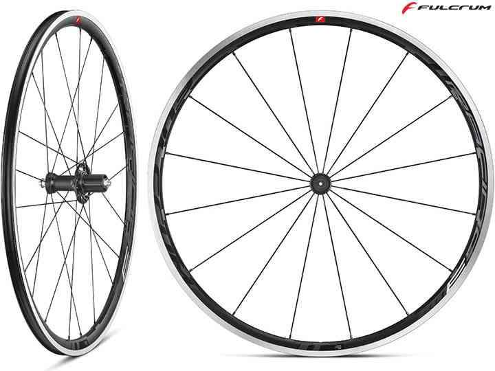 (送料無料)【FULCRUM】(フルクラム)RACING-3 C17 クリンチャーホイール 前後セット(シマノ)(自転車)2006398060013