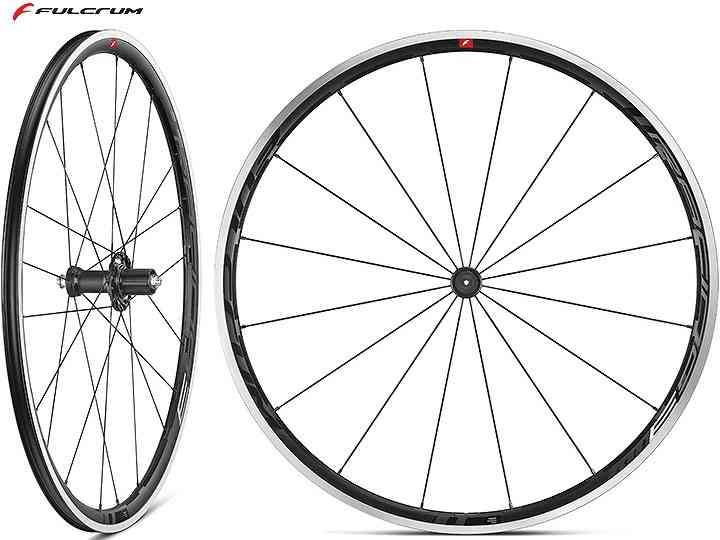 【FULCRUM】(フルクラム)RACING-3 C17 クリンチャーホイール 前後セット(カンパ)(自転車)2006398070012