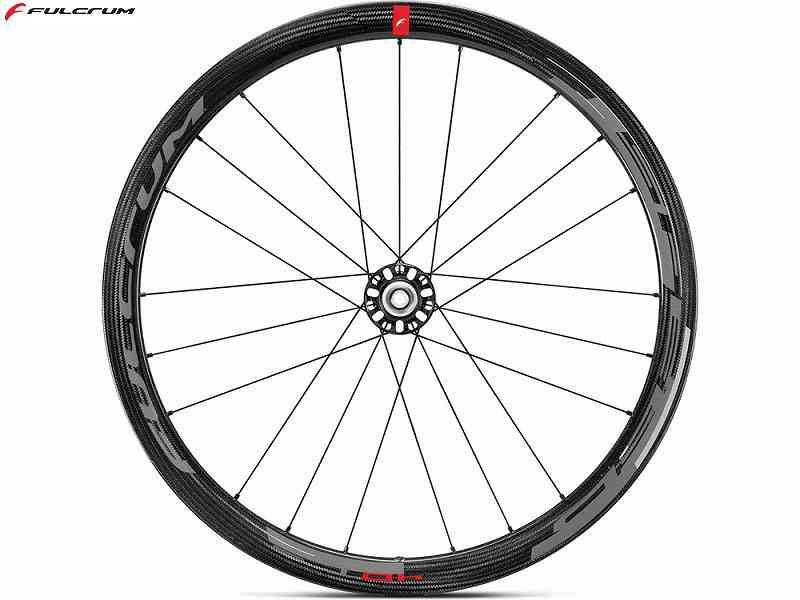 【FULCRUM】(フルクラム)SPEED 40T DB カーボンチューブラーホイール 前後セット(センターロック/シマノ)(自転車)2006440030018