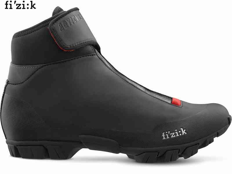 (送料無料)【FIZIK】(フィジーク)ARTICA X5 ブラック/ブラック 冬用MTBシューズ(自転車 ウェア)spdシューズ 8058364029924