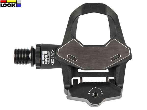 (送料無料)【LOOK】(ルック)2018 KEO 2 MAX コンポジット<ブラック>ペダル(自転車) 3611720140159
