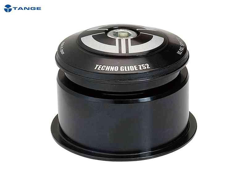 【TANGE】(タンゲ)ZS2+ZSR セミインテグラルヘッドセット(1-1/8・1.5)(自転車) 4935012308515