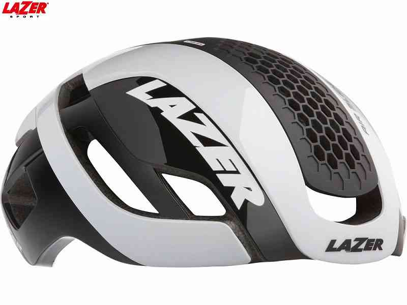 (送料無料)【LAZER】(レイザー)BULLET2.0 AF+LENS+LED(バレット2.0 アジアンフィット+レンズ+LED) <ホワイト> ロードヘルメット【心拍センサーライフビーム付】限定セット(自転車)