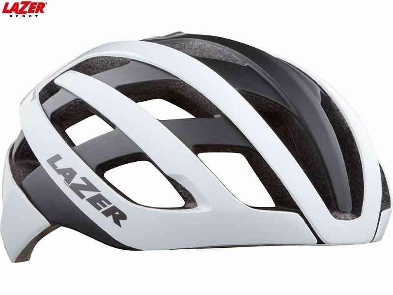 (送料無料)【LAZER】(レイザー)GENESIS AF(ジェネシス アジアンフィット) <ホワイト> ロードヘルメット(自転車)