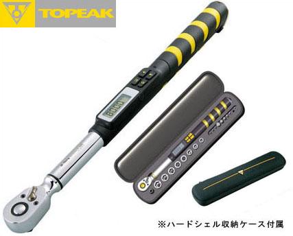 【送料無料】【TOPEAK】(トピーク)DトルクレンチDX|TT2531-06|【デジタルトルクレンチ】【自転車 工具】(TOL15500) 4712511823356