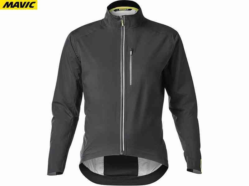 (送料無料)【MAVIC】(マビック)エッセンシャル H2O ジャケット <ブラック>(自転車 ウェア)2002200360012
