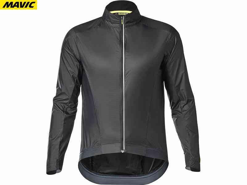 (送料無料)【MAVIC】(マビック)エッセンシャル ウィンド ジャケット <ブラック>(自転車)