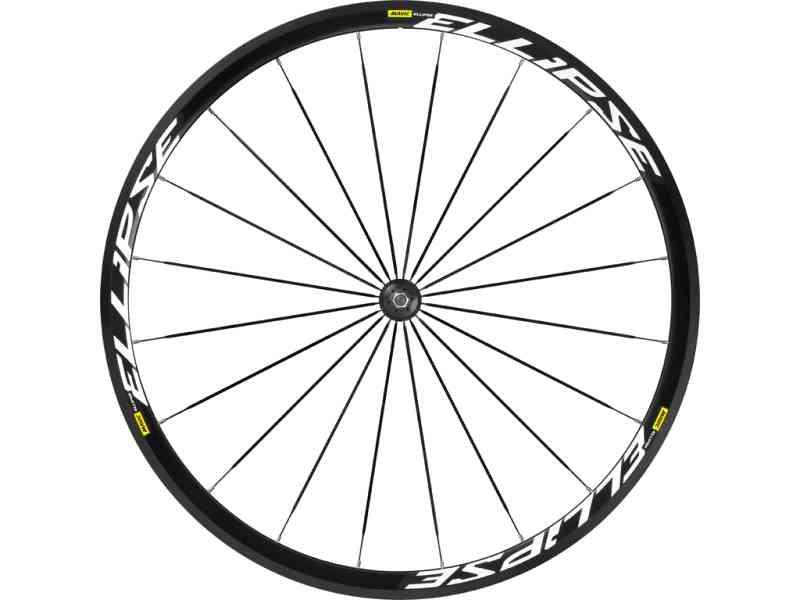 (送料無料)【MAVIC】(マビック)エリプス(ELLIPSE) トラッククリンチャーホイール(フロント用)(LF3250100)【ロードホイール】(自転車)