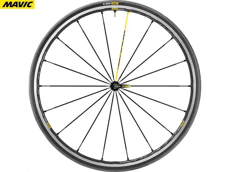 (送料無料)【MAVIC】(マビック)キシリウム プロ UST チューブレスホイール フロント用(自転車)2006404000019
