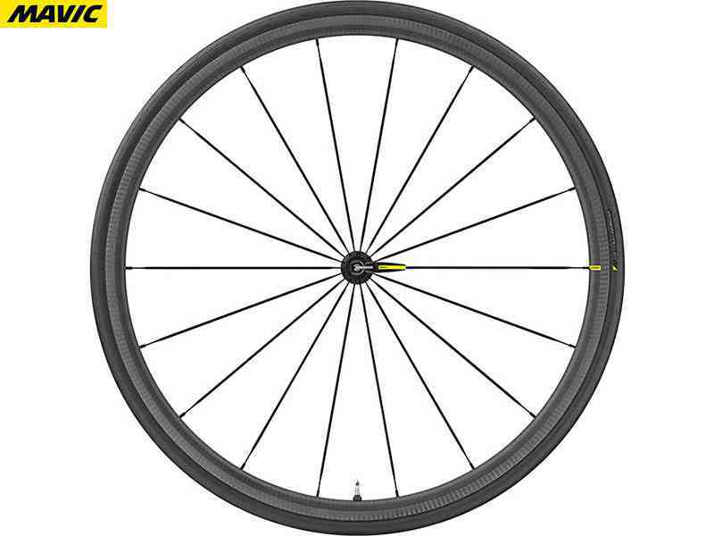 【MAVIC】(マビック)キシリウム プロ カーボン SL UST チューブレスホイール リア用(シマノ/スラム)(自転車)2006425710010