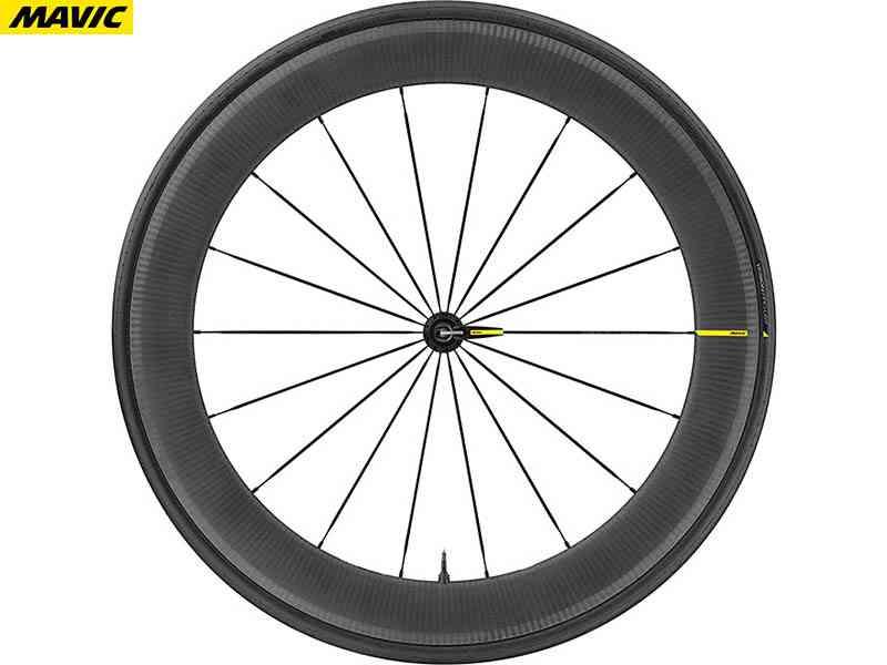 【MAVIC】(マビック)コメット プロ カーボン SL UST チューブレスホイール フロント用(自転車)2006425780013