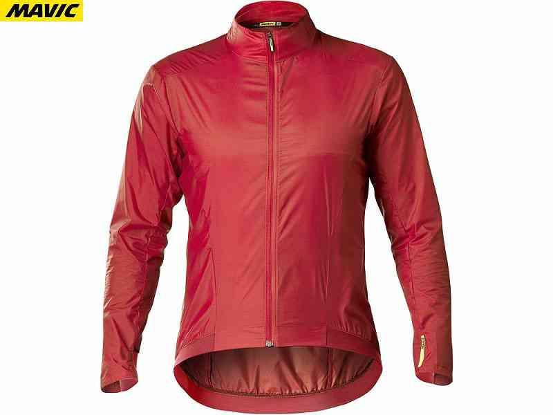 (送料無料)【MAVIC】(マビック)エッセンシャル ウィンド ジャケット <オートレッド>(LC1094700)(自転車)2006437160018