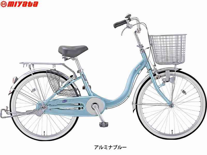 "【MIYATA】(ミヤタ)ブレンド スーパーライト 22"" DB2071 ファミリーサイクル【ファミリーサイクル】【自転車 完成車】"
