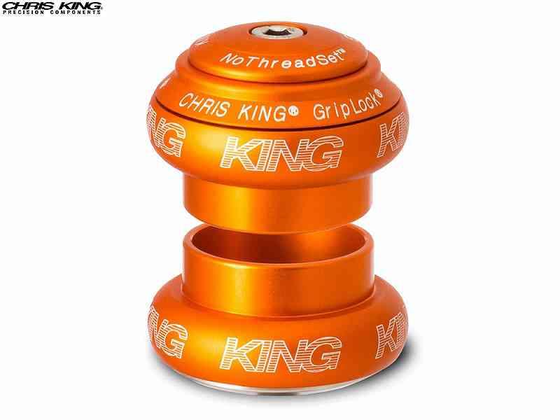 """(送料無料)【CHRIS KING】(クリスキング)NOTHREADSET(NTS)1-1/8"""" ヘッドセット MAT MANGO(自転車)2006462330011"""