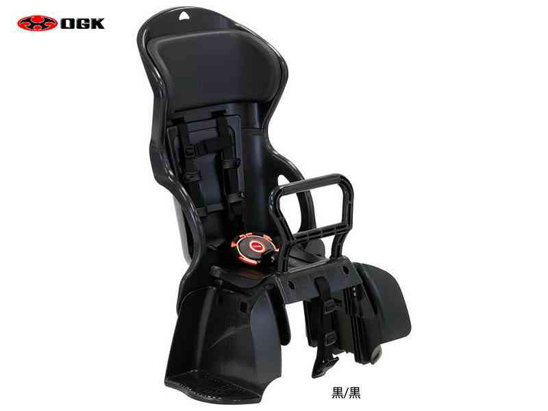 【送料無料】【OGK】(オージーケー)RBC-015DX ヘッドレスト付カジュアル うしろ子供のせ【後用子供乗せ】【自転車 アクセサリー】 RBC015DX