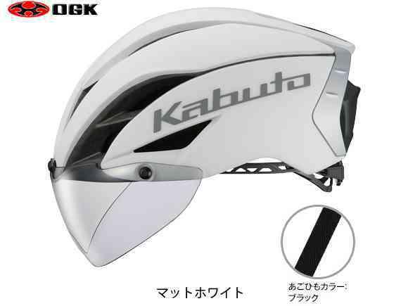 (送料無料)【OGK】(オージーケー)AERO-R1 TR(エアロR1 TR)エアロヘルメット 専用シールド付(自転車)4966094576219