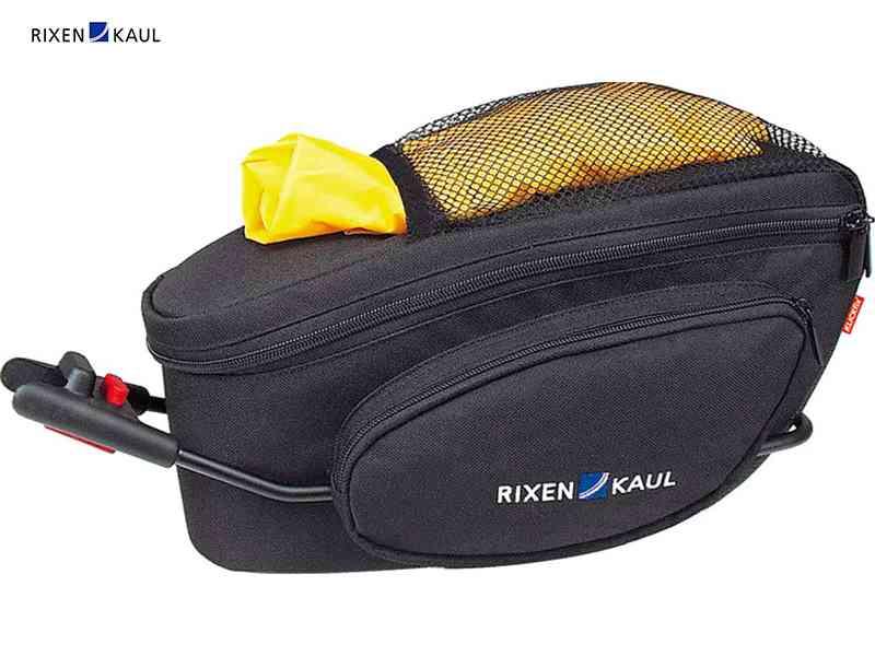 (送料無料)【RIXEN KAUL】(リクセンカウル)CO811 コントアーマグナム(アタッチメント付)【シートポストバッグ】(自転車)(RK-CO811) 4030572101115